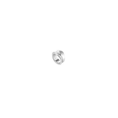 UNO DE 50 Anillo Mujer bañado Plata Anillo tamaño