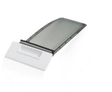 18557882955,9cm Länge Trockner Fusseln Bildschirm Filter für Kenmore Serie 708090