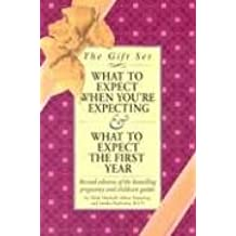 What to Expect Gift Set: What to Expect When You're Expecting - What to Expect the First Year