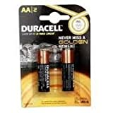 Duracell AA - Pack of 2