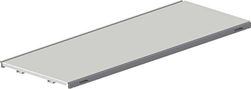 Preisvergleich Produktbild Tegometall Fachboden Juraweiss 1000 X 370mm