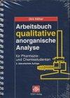 Image de Arbeitsbuch qualitativer anorganische Analyse: Für Pharmazie- und Chemiestudenten