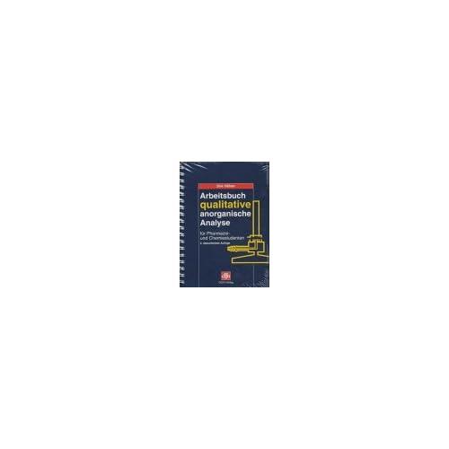 PDF] Arbeitsbuch qualitativer anorganische Analyse: Für Pharmazie ...