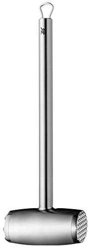WMF Profi Plus Fleischhammer, 34 cm, Schnitzelklopfer, Cromargan Edelstahl, teilmattiert, spülmaschinengeeignet