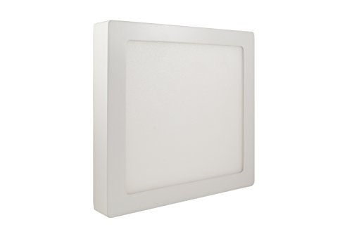 Plafoniera A Led Quadrata : Led quadrato