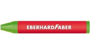 EBERHARD FABER 524047 Dreikant-Wachsmalkreide, indanthrenblau