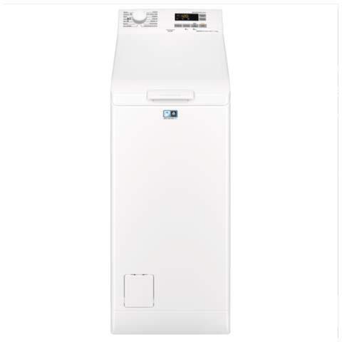 Electrolux EW6T560U - Lavadora de carga superior (6 kg, clase A+++, 60 cm)
