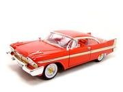motormax-timeless-classics-1958-plymouth-fury-hard-top-1-18-scale-diecast-model-car-red