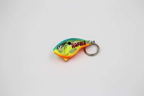 Rapala Schlüsselanhänger Fat Crank Caribbean Shad Key Ring -