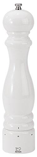 Peugeot Paris u 'Select Salzmühle, Holz, lackiert weiß, 6.7x 6.7x 30cm