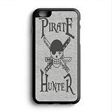 VC76 - Varisca - Pirate Hunter One Piece Anime iPhone 6 Case Hardplastic Frame Black Fit For iPhone 6
