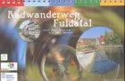Radwanderweg Fuldatal: Von der Quelle bis zur Mündung. Topographische Ktn 1:75000