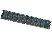 KVR133X64C3L128 - Kingston ValueRAM memory - Memory - 128 MB - DIMM 168-pin - SDRAM - 133 MHz - CL3 - 3.3 V - non-ECC