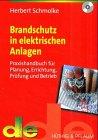 Brandschutz in elektrischen Anlagen. Praxishandbuch für Planung, Errichtung, Prüfung und Betrieb