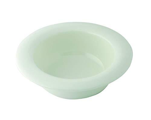 Dignity Wade Schüssel, mit breitem Rand, Keramik, Weiß Plate Wide Rim