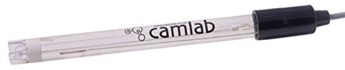 camlab 1161693Kombination epoxytough PH-Elektrode mit BNC-Stecker, 1m Kabel