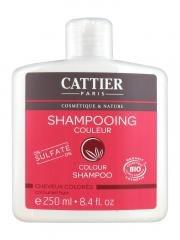 Cattier Shampoo gefärbtes Haar Farbe 250ml