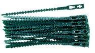 25x Brides / Colliers de serrage en plastique Romberg (14cm)