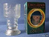 (1, clear) - Lord of The Rings 'The Fellowship of The Ring' Strider The Ranger Glass Goblet