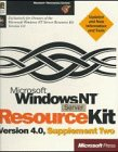 Microsoft Windows NT Server Resource Kit, Version 4.0, Supplement 2, 2 CD-ROMsExclusivly for Owners of the Microsoft Windows NT Server Resource Kit Version 4.0. Updated and New Information and Tools -