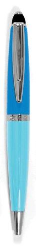 xonex-tri-tone-esmaltado-boligrafo-twist-estilo-xonex-recambio-10031-4-1-4-pulgadas-cielo-azul-10783