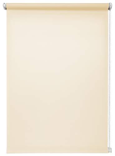 Beyond Drape Estor de luz Diurna, Color Beige, 70 x 210 cm, sin Agujeros, fijación sin Agujeros
