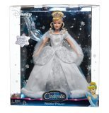 Disney Princess Holiday Princess Cinderella Doll