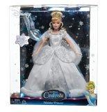 Cinderella schones Kleid und Glas Schuhe (Glas Schuhe Cinderella)