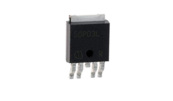 5-TO-252 INFINEON BTS6133D IC 1 piece 38V HIGH SIDE POWER LOAD SWITCH