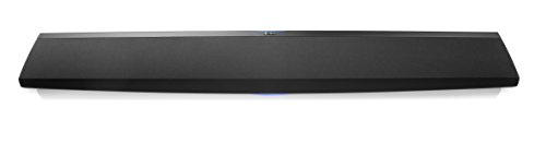 Denon HEOS Bar (6-Kanal Class D-Verstärker, HDR, High Resolution Audio, WLAN, Bluetooth, Amazon Music, USB, Dolby TrueHD, Dolby Digital, DTS-HD Master Audio, Wireless Surround Sound) schwarz - Wireless Tv Sound Bar-lautsprecher