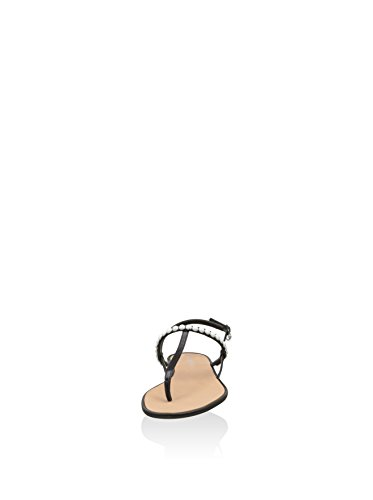 Guess FLHE12-ELE21 Sandalo Donna Black