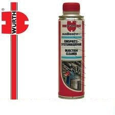 WURTH MOTORCYCLE AND CAR PETROL SYSTEM FUEL INJECTOR CLEANER