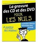 Gravure des CD et DVD