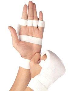 Hayashi Karate-Faustschützer WKF PUNCH