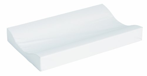 Bébé-Jou 480001 - Cambiador plastificado, 72 x 44 cm, color blanco