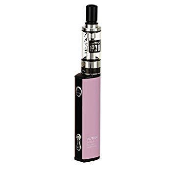 Justfog Q16 Starter Kit Vape-Stift-Stil Elektronische Zigaretten mit J-Easy 9 Mod (Rosa)