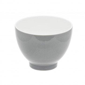 Lot de 6 bols à thé MODULO COLOR 9 cm Gris Perle