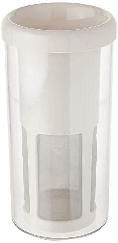 Vegan Milker Classic (by Chufamix), Filtro para Hacer leches Vegetales con Cualquier semilla. Elabora 1 litro en 1 Minuto. Made in Europe. E-Book de Recetas (Enlace en el Manual de Instrucciones