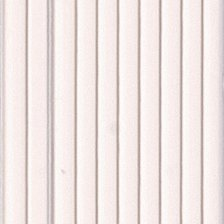 EFCO Wachsstreifen rund, weiß, 200x 2mm, 10-tlg.