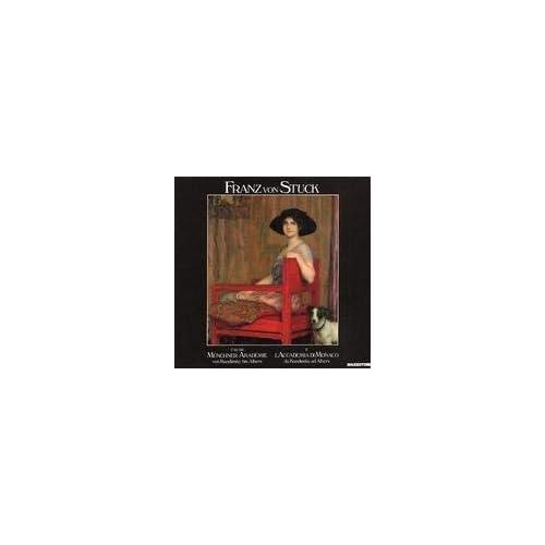 Franz Von Stück E L'accademia Di Monaco Da Kandinsky Ad Albers. Catalogo Della Mostra (Bolzano, 1990). Ediz. Italiana E Tedesca