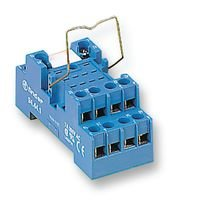 BASE FOR PLUG-IN RELAY 94.74SMA By FINDER -