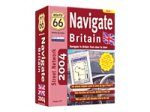 Route 66 Navigate Britain 2004 Inc Sw/Gps/Car Holder