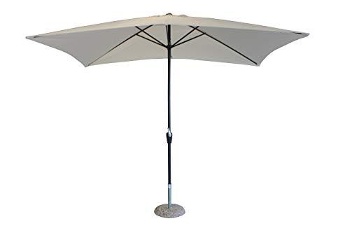 Milani Home s.r.l.s. ombrellone da Giardino 2 x 3 palo Centrale