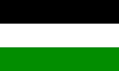 flagge rot grün weiß schwarz