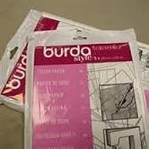 Burda papel de seda (2paquetes)