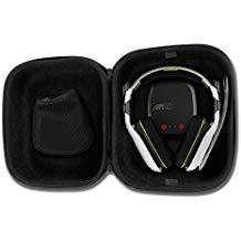Casematix Schutztasche für Gaming-Headset, geeignet für Keyboard Siberia 350, Siberia 800, 650, Siberia V3 Prisma, Raw Prisma, Siberia 200, Siberia V2 Kopfhörer für PC Mac PS4 und Xbox V2 Pc