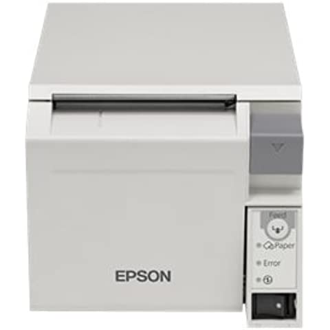 Epson TM-T70II (023A0) - Terminal de punto de venta (Alámbrico, POS, Térmico, 80 mm, 56 / 42, De serie, USB