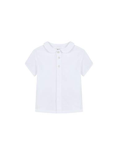 Gocco Camisa Cuello BEBÉ Blanco WA