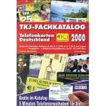 TKJ-Fachkatalog, Telefonkarten Deutschland 2000