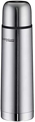 Thermos Everyday Stainless Steel Vacuum Flask 500ml, Stainless Black